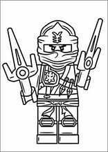 Tekeningen Printen Lego Ninjago1 Lego Kleurplaten Kleurboek Kinderkleurplaten