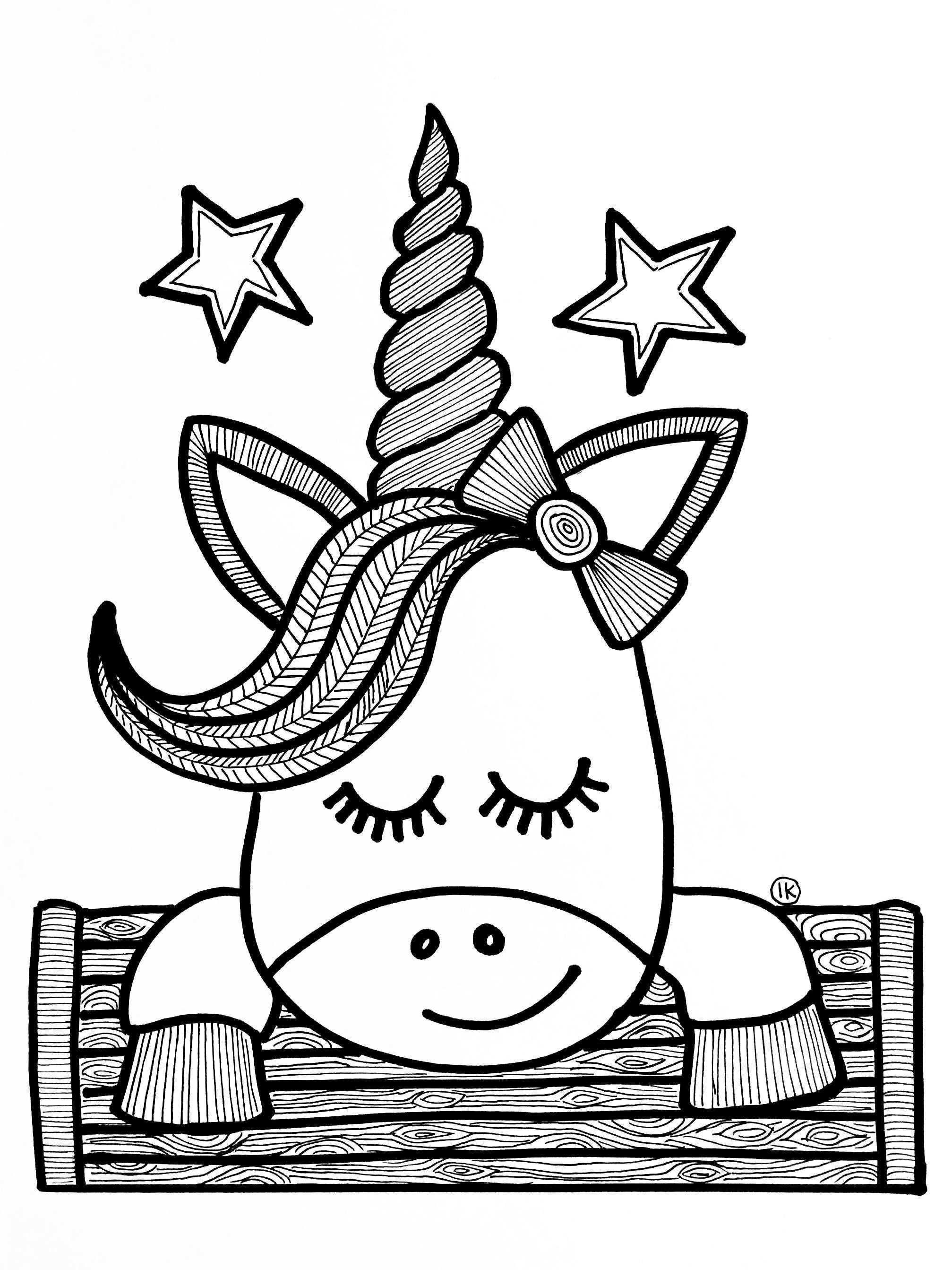 Eenhoorn Unicorns Kleurplaten Kleurplaat Kleurplaten Tekeningen Kids Meisjes Unicorns