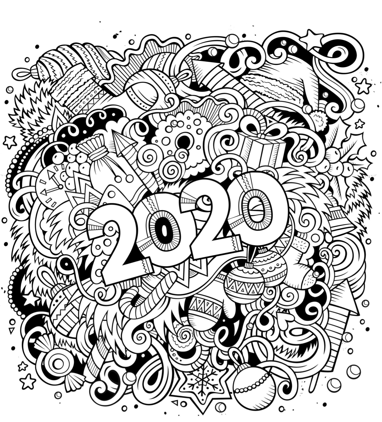 Kleurplaat 2020 Juf Maike Tips Voor De Ontwikkeling Kleurplaten Leuke Doodles Handen Tekenen