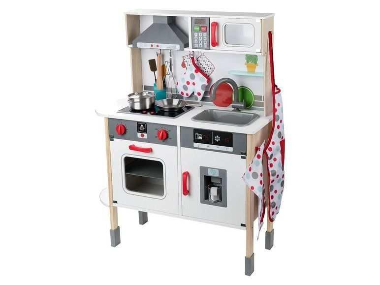 Playtive Junior Drewniana Kuchnia Do Lidl Sklep Pl Lidl Outdoor Decor Gas Grill