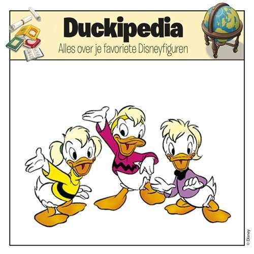 Duckipedia Warbol Meester Donaldduck Nl