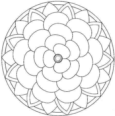 Kleurplatenwereld Nl Gratis Mandala Kleurplaten Downloaden En Uitrpinten Mandala Kleurplaten Kleurplaten Mandala