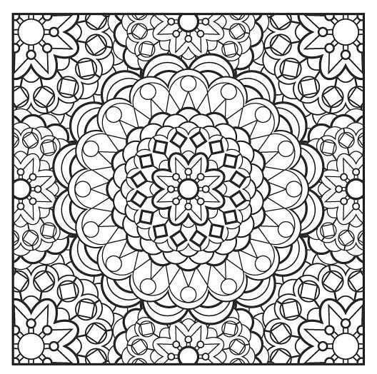 Pin Van Paula Dahl Op Coloring Gratis Kleurplaten Mandala Kleurplaten Kleurplaten
