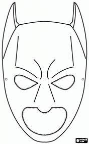 Masker Jongens Spooktocht Superheld Maskers Maskers Superhelden