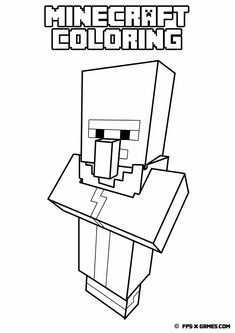 Minecraft Coloring App Printables Minecraft Coloring Pages Free Printable Coloring Pages Coloring Pages For Kids