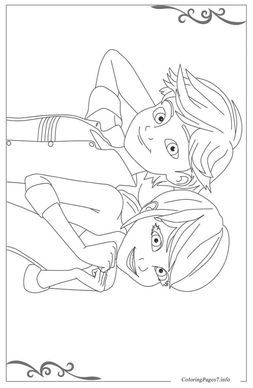 Miraculous Tales Of Ladybug Cat Noir Free Printable Coloring Pages For Children Ladybug Coloring Page Printable Coloring Pages Free Printable Coloring Pages
