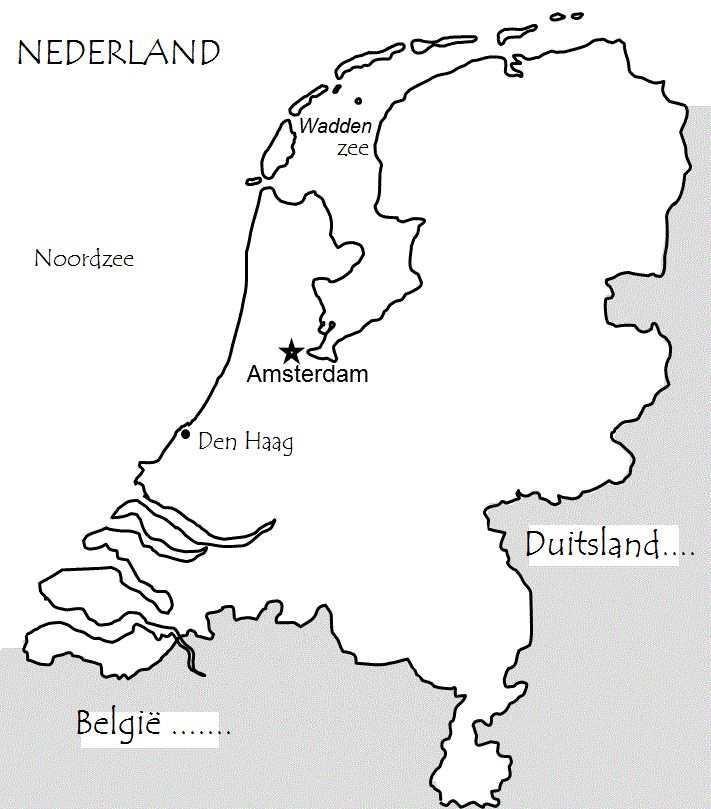 Kleurplaten Nederland Hobby Blogo Nl Nederland Kleurplaten Kleurboek