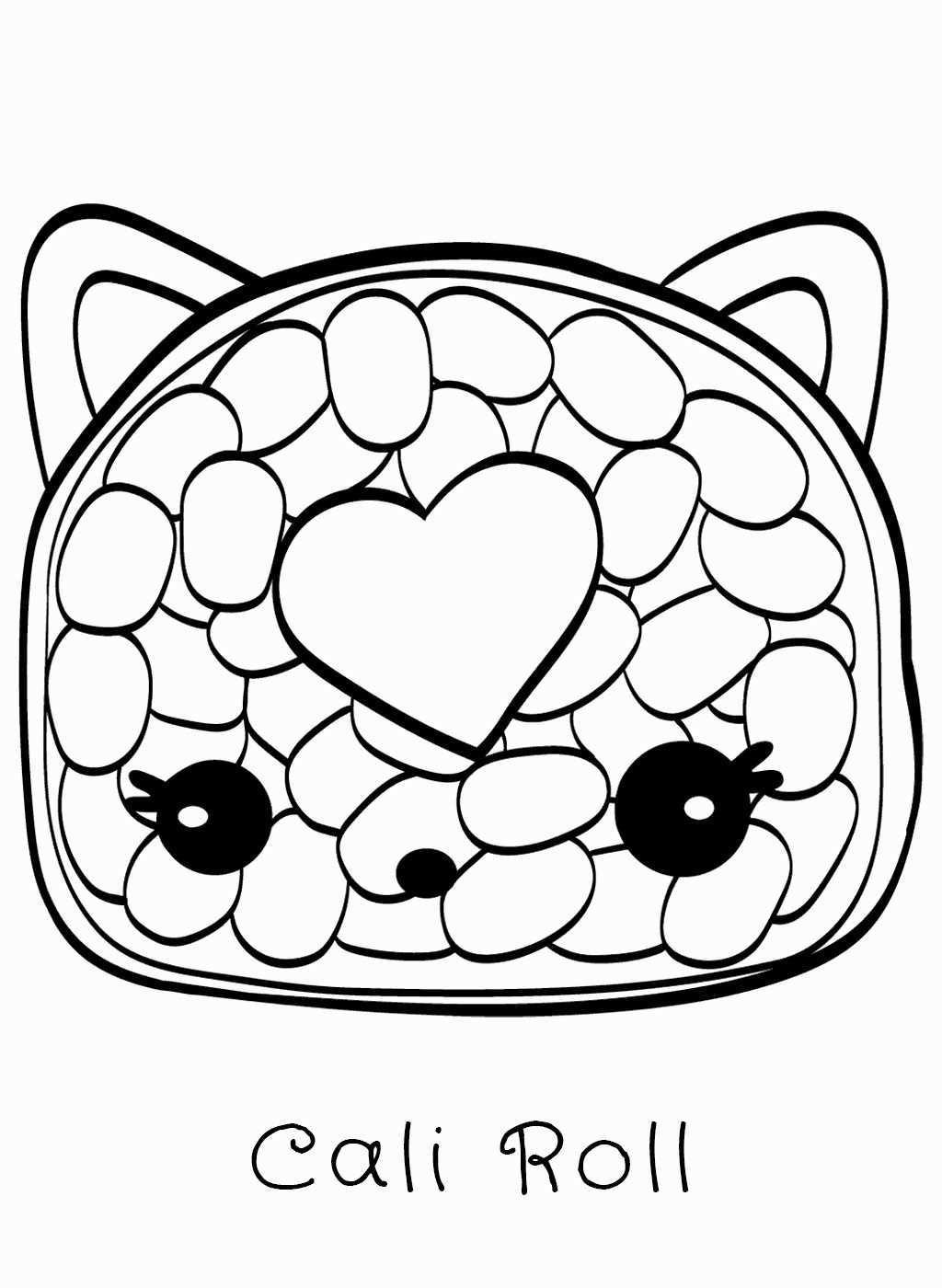 Num Noms Coloring Page Beautiful Num Noms Coloring Pages Best Coloring Pages For Kids In 2020 Coloring Pages For Kids Cute Coloring Pages Cat Coloring Page