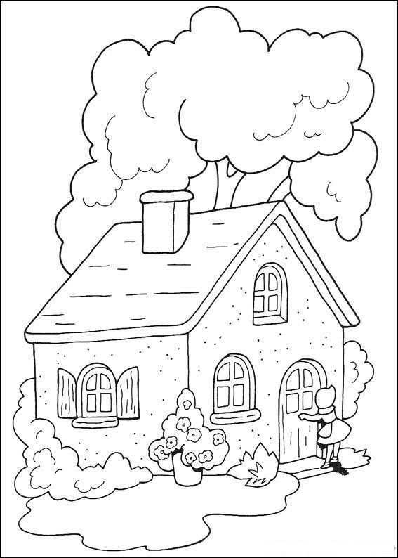 Coloring Page Little Red Riding Hood Kuses N Fun Buku Mewarnai Seni Krayon Lembar Mewarnai