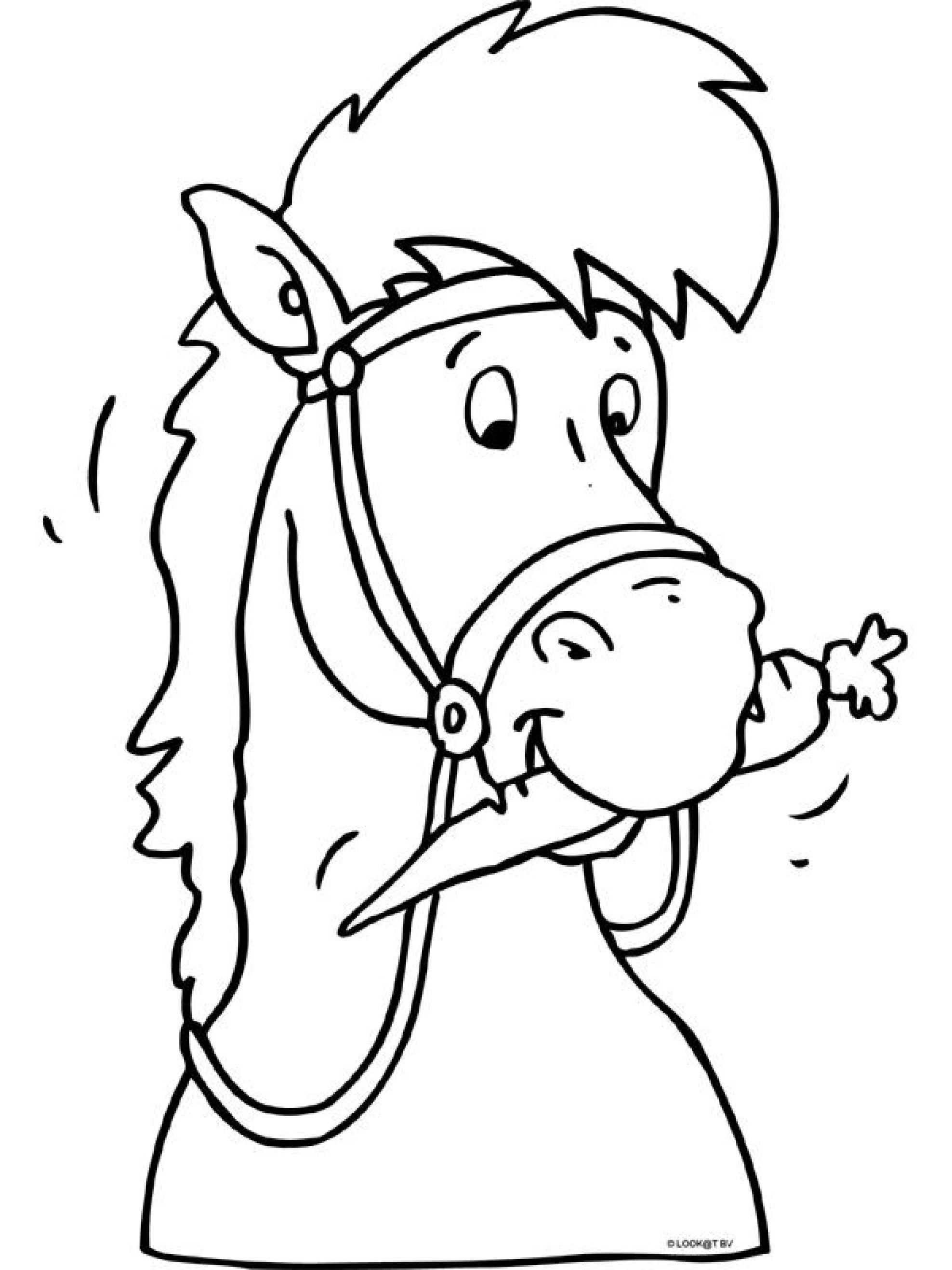 Kleurplaat Sinterklaas Knutselen Sinterklaas Sinterklaas Paard Knutselen Kinderen