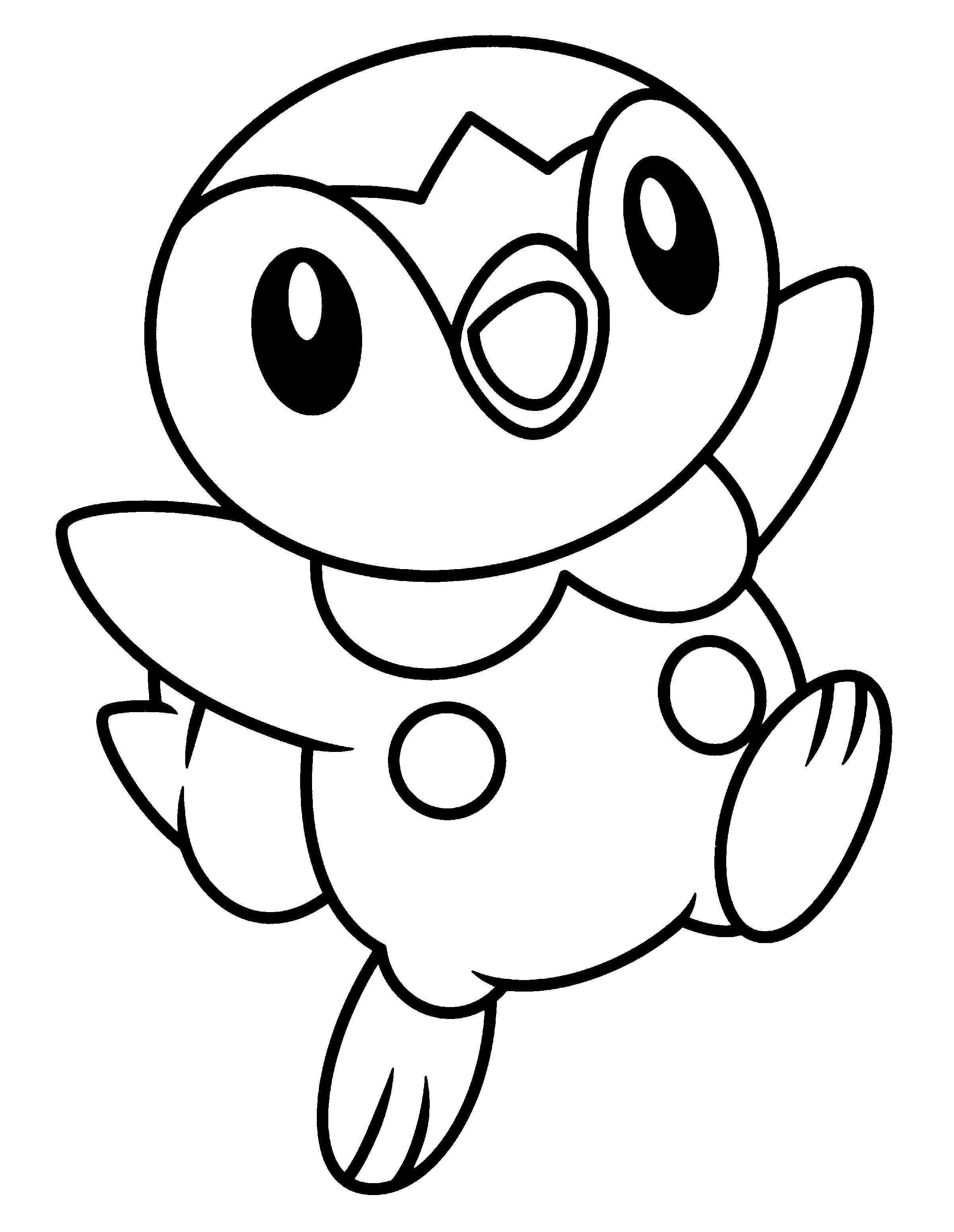 Pokemonkleurplaten Piplup Http Www Pokemon Kleurplaat Nl Kleurplaten Piplup Piplup 6 Html Kleurplaten Pokemon Kleuren