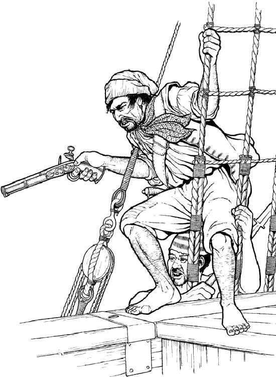 Dibujos Para Colorear Miscellaneous 35 Cool Coloring Pages Pirate Ship Pirates