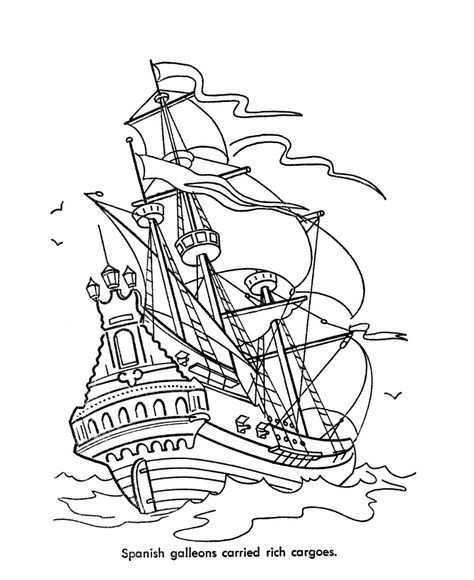 Free Disney Pirate Printables These Caribbean Pirates Of The Sea Coloring Pages Are Fun To Color For Pirate Coloring Pages Coloring Pages Ship Drawing