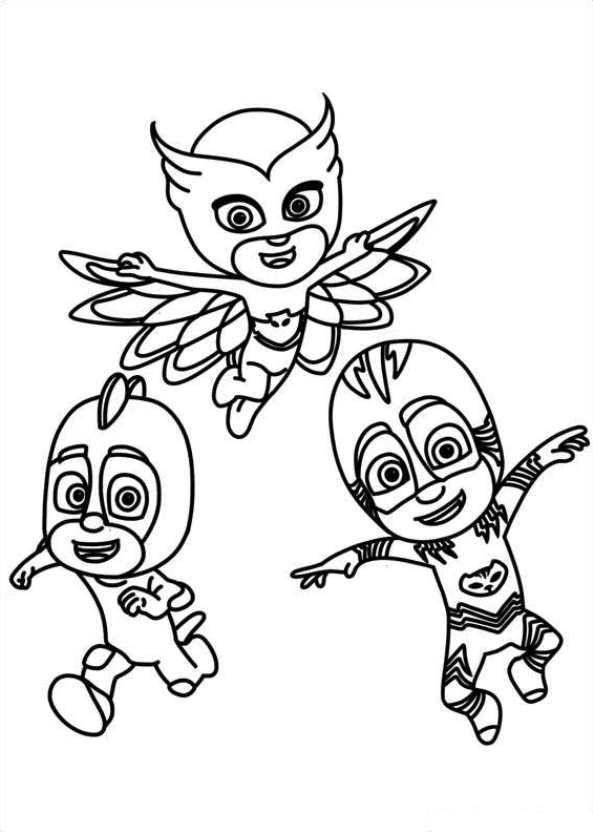Pin On Pj Masks Party
