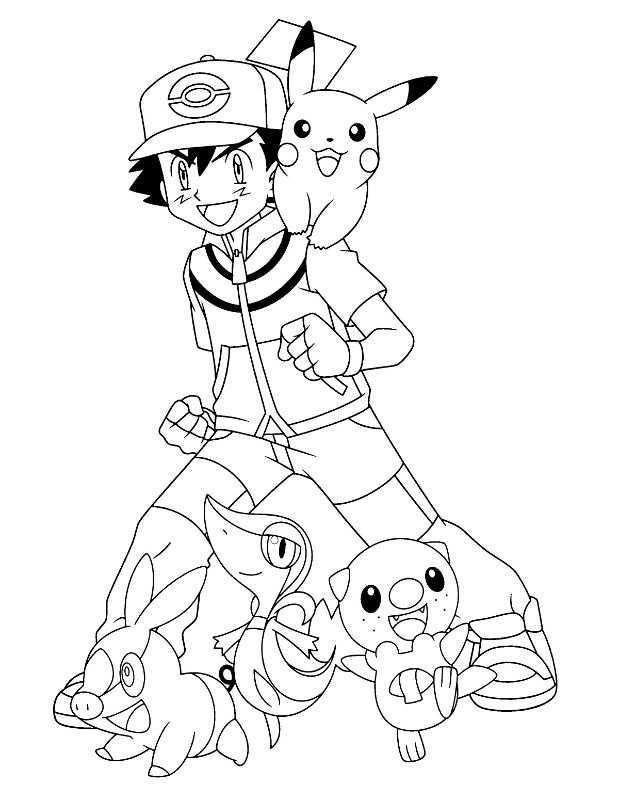 Kleurplaat Pokemon Friends Pokemon Kleurplaat Nl Kleurplaten Pokemon Kleuren