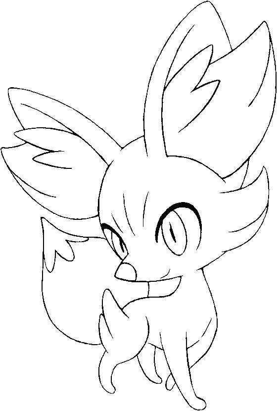 Coloring Pages Pokemon Fennekin Drawings Pokemon Pokemon Coloring Pages Pokemon Coloring Pokemon Coloring Sheets