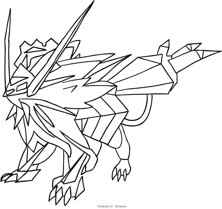 Pokemon Kleurplaat Ultra Beast Google Zoeken Pokemon Beast Kleurplaten
