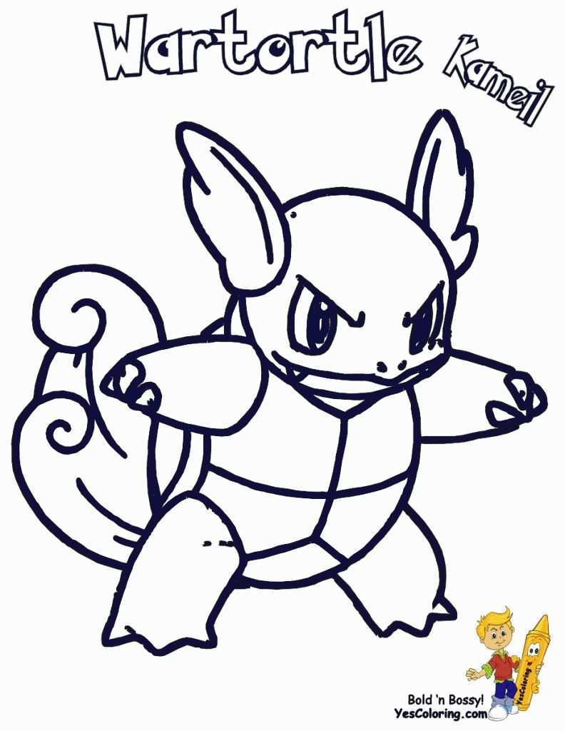 Pokemon Wartortle Coloring Pages Printable Pokemon Coloring Pages Pokemon Coloring Coloring Pages