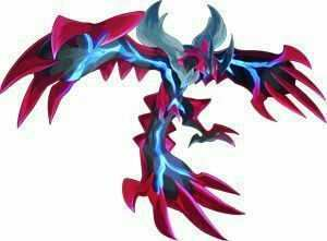 The Guardian Of Remnant Pokemon Yveltal Male Reader X Rwby Pokemon Pokemon Dragon Pokemon Fusion Art