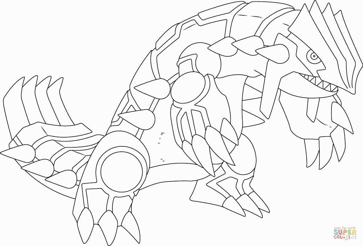 Pokemon Coloring Pages Printable Lovely Groudon Pokemon Coloring Page Pokemon Coloring Pages Pokemon Coloring Star Coloring Pages