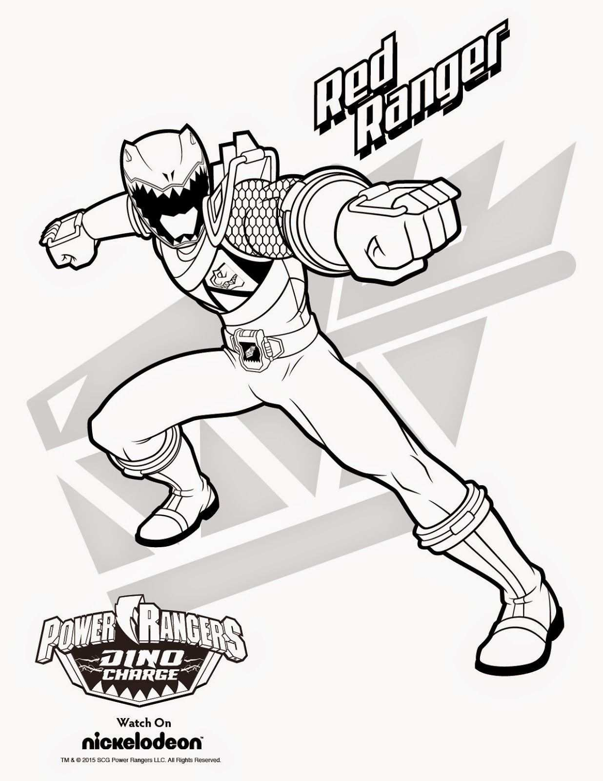 Get Charged Up This Spring With Power Rangers Dino Charge Powerrangers Power Rangers Coloring Pages Power Rangers Coloring Pages