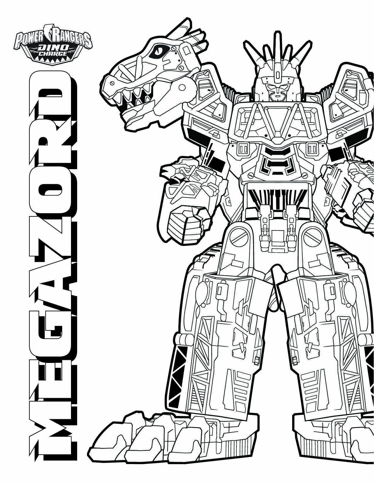 Megazord Download Them All Http Www Powerrangers Com Download Type Coloring Pages Power Rangers Para Colorir Desenhos Para Colorir Power Rangers