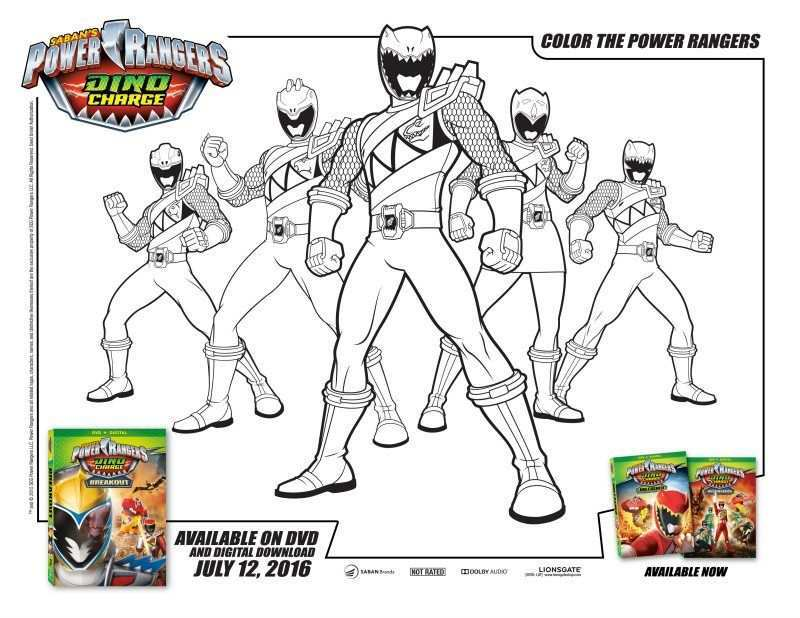 Power Rangers Dino Charge Coloring Page Power Rangers Coloring Pages Power Rangers Dino Charge Power Ranger Birthday