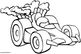 Afbeeldingsresultaat Voor Raceauto S Gratis Kleurplaten Kleurplaten Racewagens