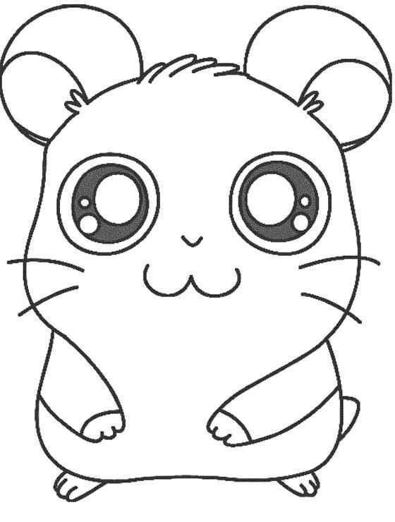 Zuzu Pets Coloring Pages De Sims Hamster Kleurplaten