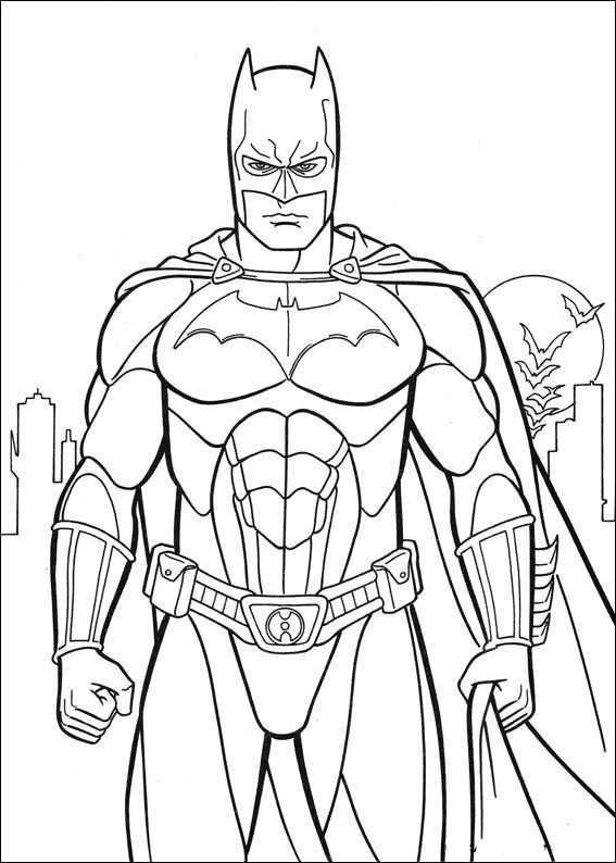 Batman Fargelegging Tegninger 27 Fargelegging Fargelegging For Barn Superhelter
