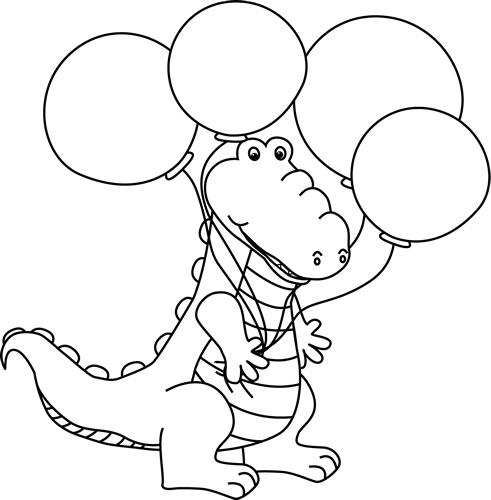 Krokodil Dieren Knutselen Dieren Kleurplaten