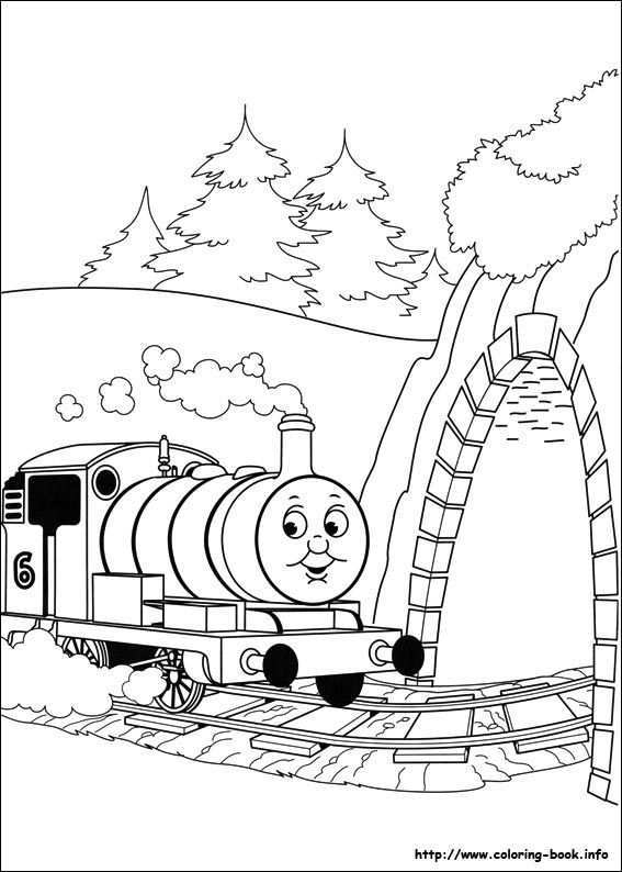 Thomas And Friends Coloring Picture Train Coloring Pages Valentines Day Coloring Page Coloring Pages For Kids