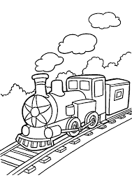 Afbeeldingsresultaat Voor Kleurplaat Trein Peuters Train Coloring Pages Coloring Pages For Boys Free Coloring Pages