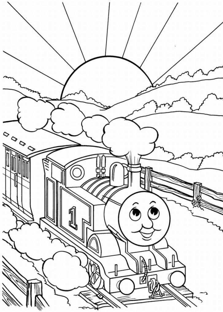 Best Thomas The Train Printable Coloring Pages For Free Coloringpagesgreat Science Gratis Kleurplaten Kleurplaten Boek Bladzijden Kleuren