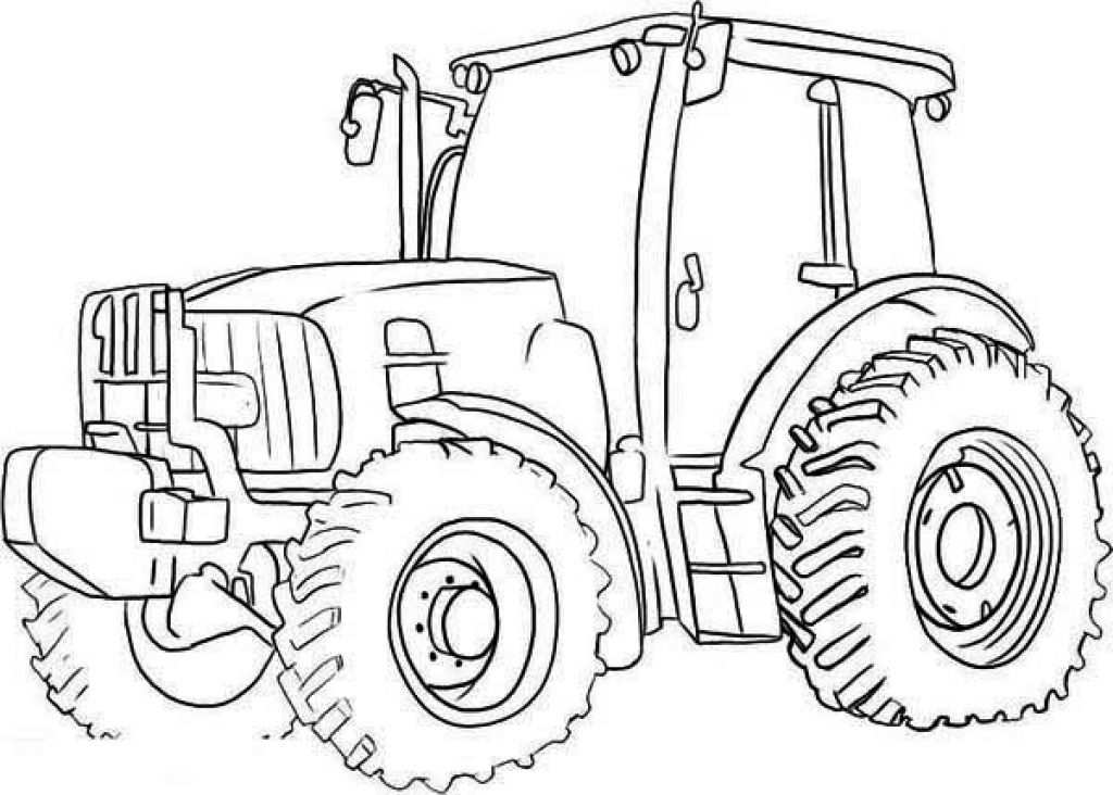 Free Tractor Coloring Pages Printable Letscolorit Com Gratis Kleurplaten Kleurplaten Tractor