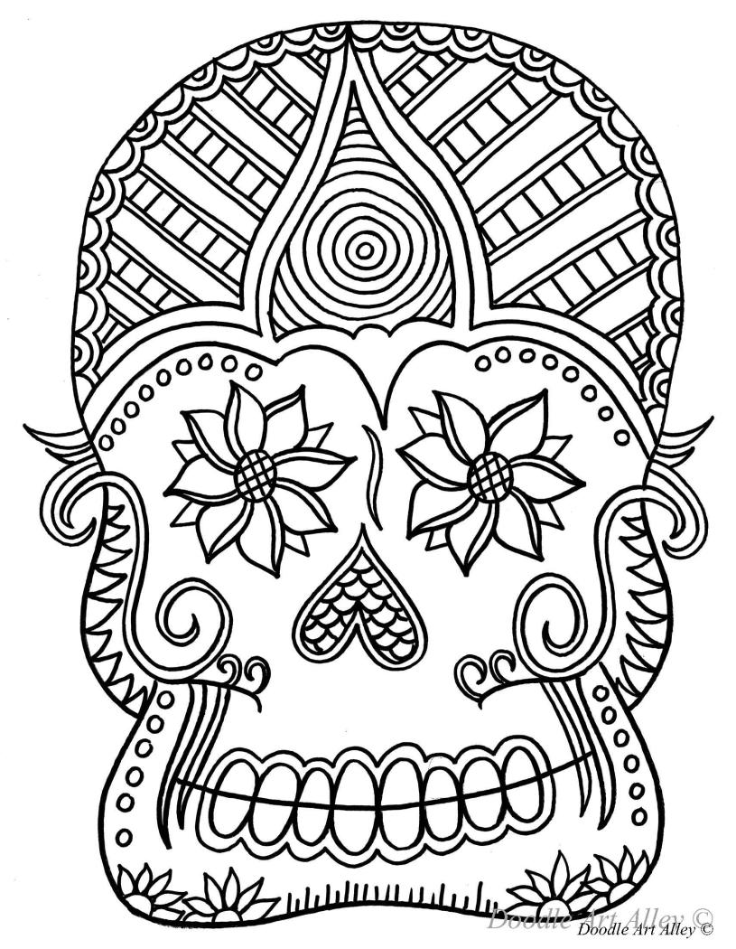Skullcp Jpg Pirate Coloring Pages Skull Coloring Pages Coloring Pages