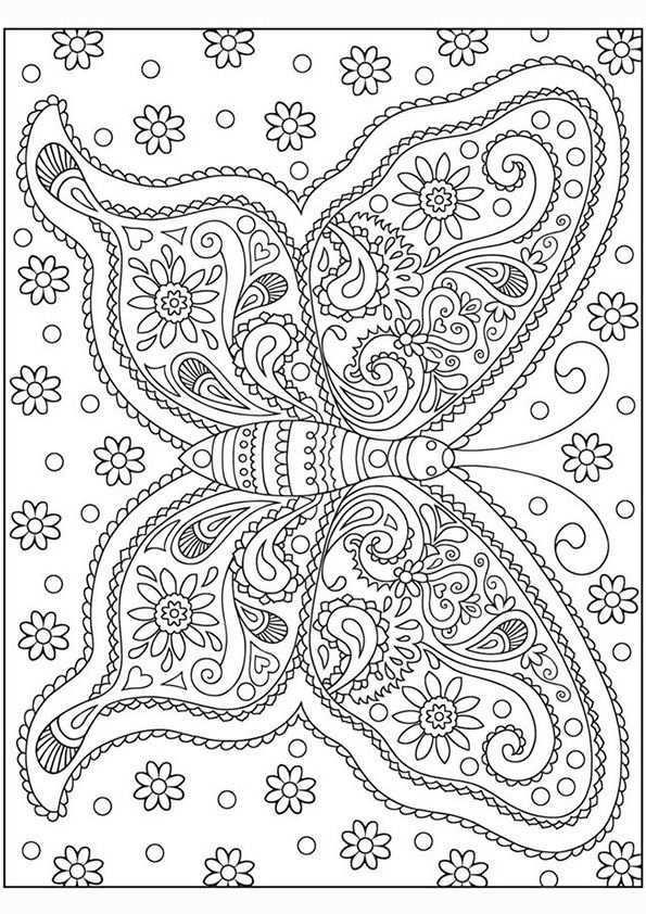 Kleurplaat Volwassenen Vlinder Kleurplaten Mandala Kleurplaten Volwassen Kleurboeken
