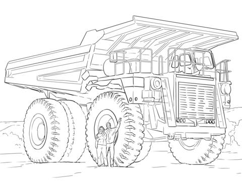 Dump Truck Coloring Page Truck Coloring Pages Valentines Day Coloring Page Coloring Pages