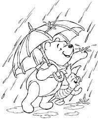Afbeeldingsresultaat Voor Winnie The Pooh Kleurplaten Kleurboek Kleurplaten Herfst Knutselen