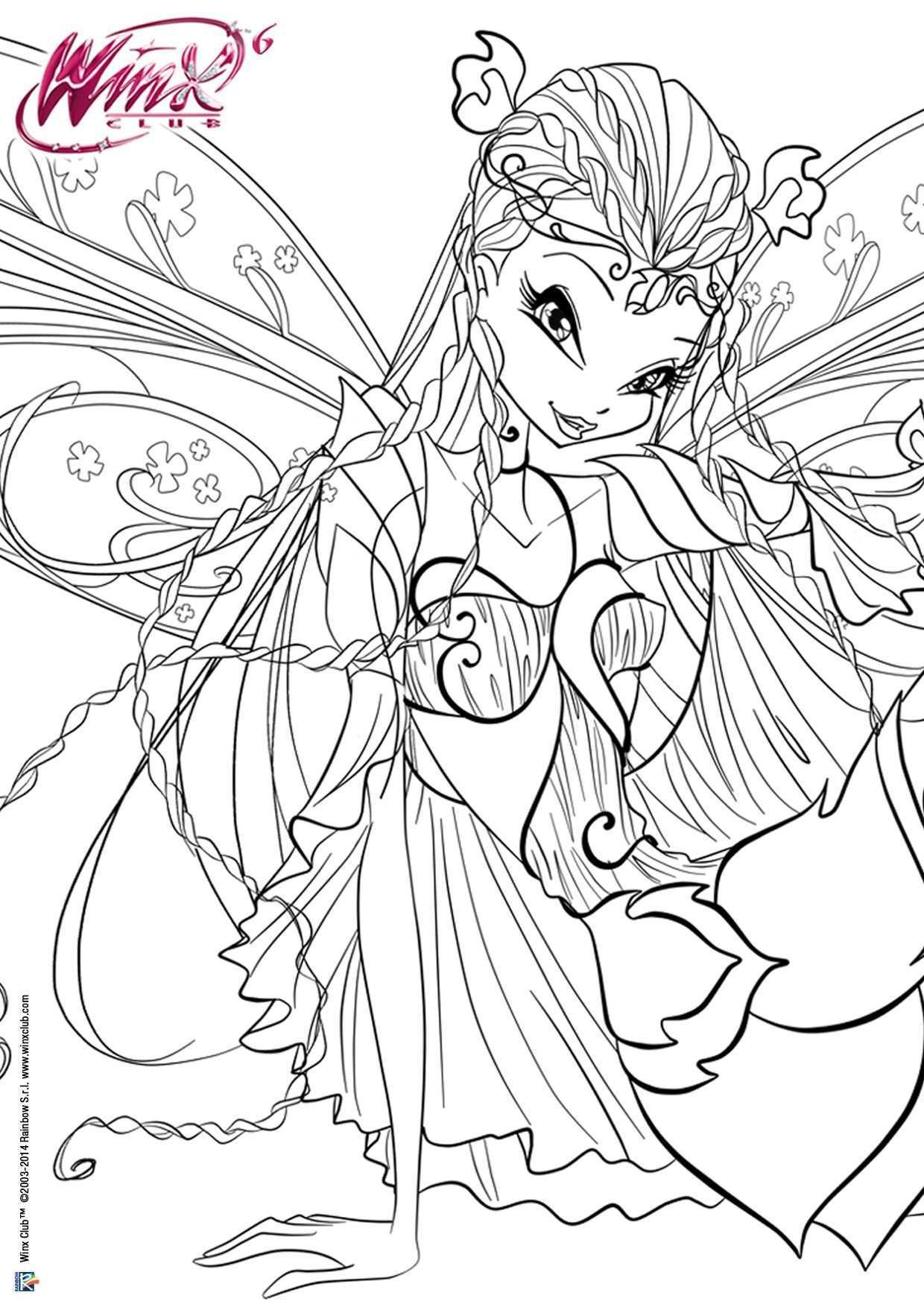 Winx Club Tumblr Dibujos Dibujos Para Ninos Criaturas Magicas