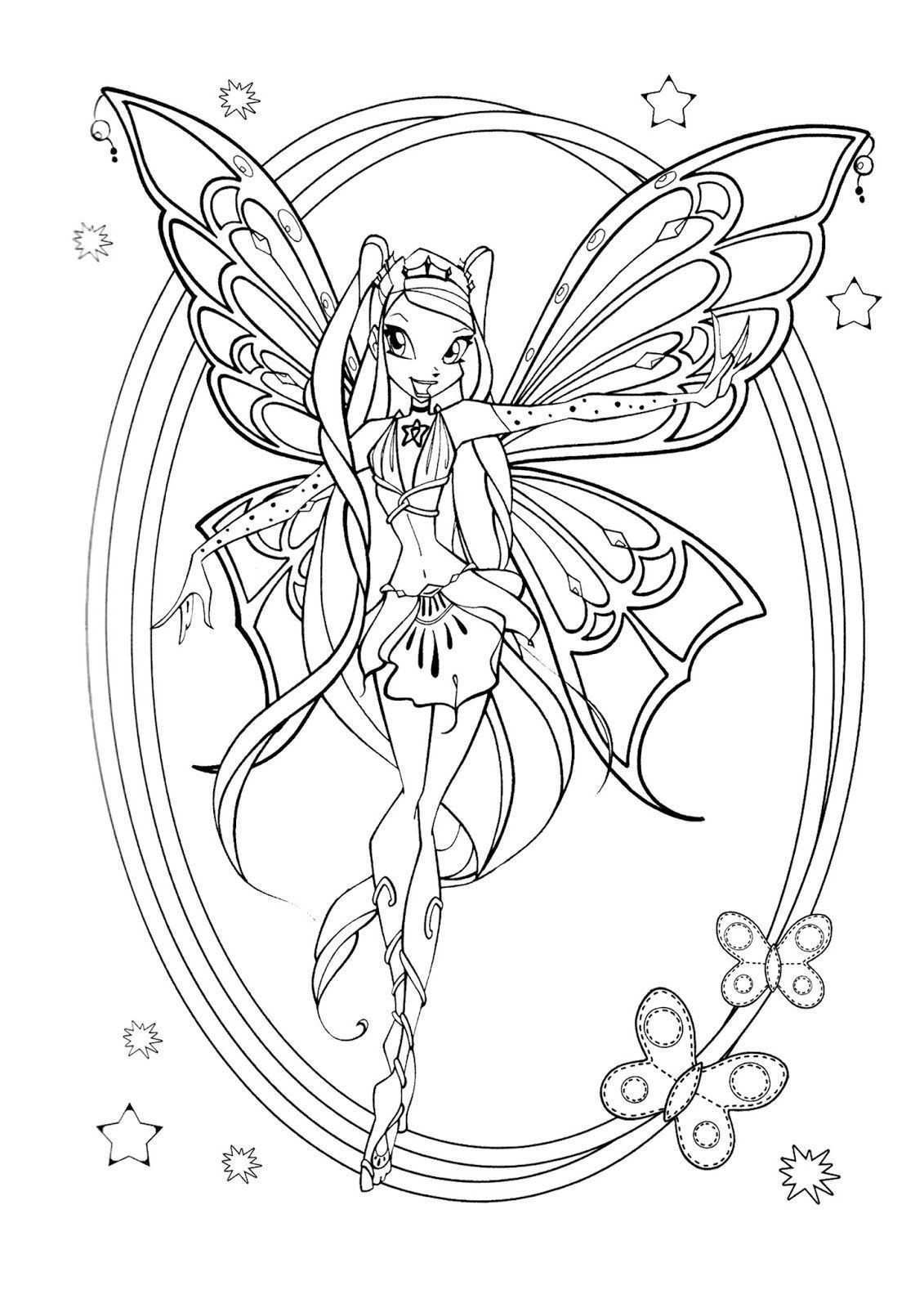 Winx Club Coloring Pages Best Of Awesome Musa Winx Coloring Pages Fansites Fairy Coloring Pages Coloring Pages Cartoon Coloring Pages