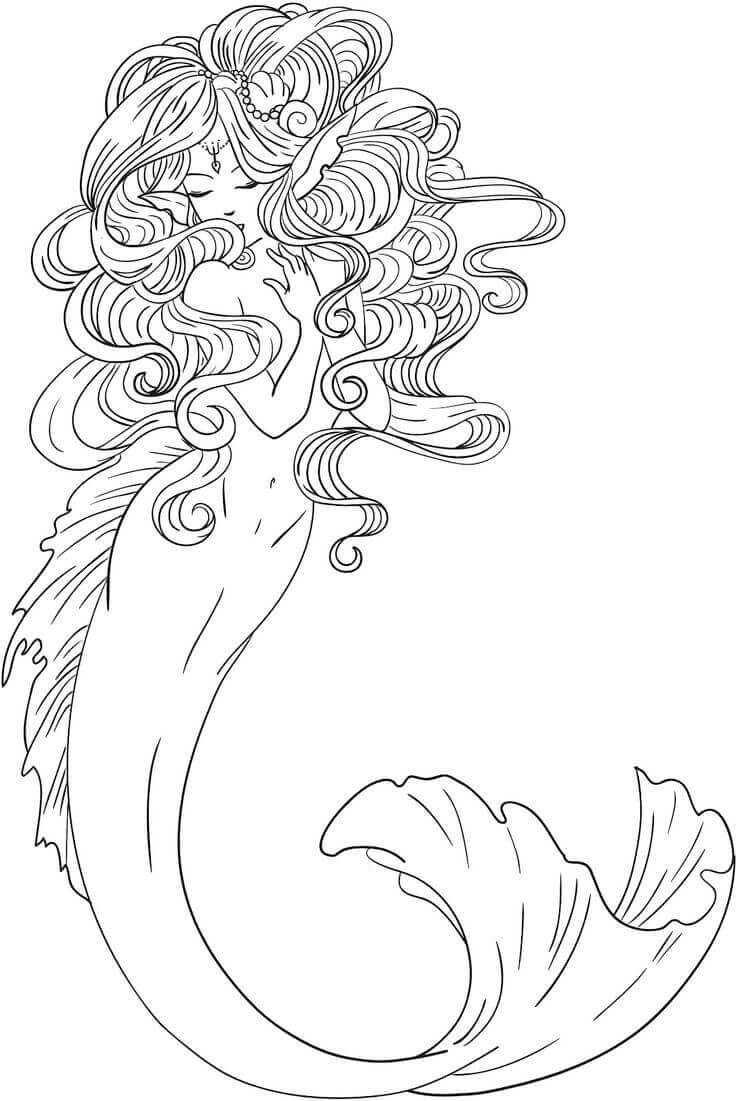 Winx Mermaid Boyama Sayfasi Mermaid Coloring Pages Mermaid Coloring Mermaid Coloring Book